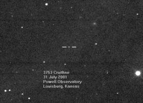 3753 Cruithne - il 2° quasi satellite della Terra