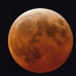 Eclissi di Luna marzo 2007 - Foto personale by Francesca