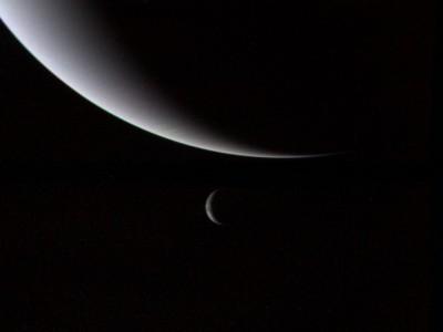 NETTUNO e la luna Tritone