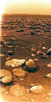 TITANO - foto dalla Hyugens