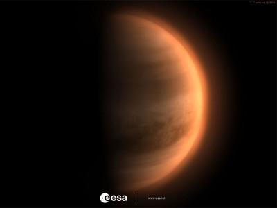 Venere fotografata dalla VENUS EXPRESS (ESA copyright)