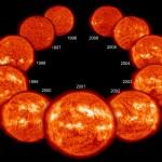 Il ciclo solare rachiuso nelle immagini più belle riprese da SOHO