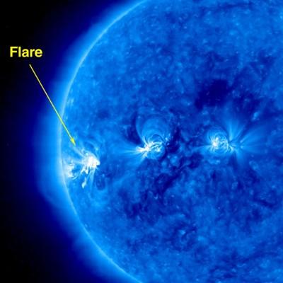 Il Sole - Flare