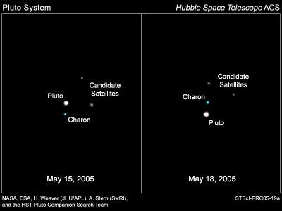 Plutone Caronte con Idra e Notte