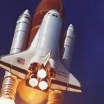 24 aprile 1990 lo Shuttle accompagna Hubble in orbita