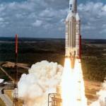 il lancio di XMM Newton con il vettore Arianne 5