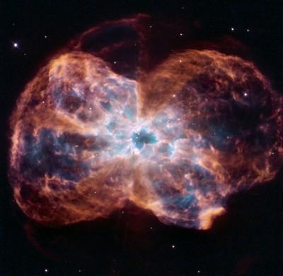 nebulosa planetaria NGC 2440 - costellazione della Poppa