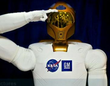 Robonaut 2 - Credits: NASA