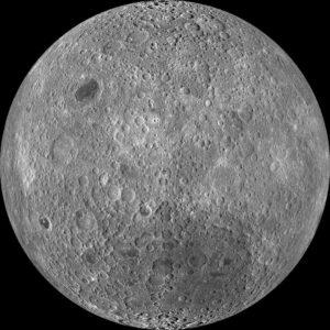La faccia nascosta della Luna - Credits: NASA