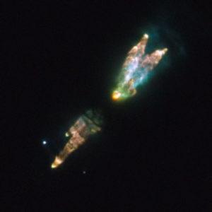 Nebulosa Westbrook ripresa da Hubble - Credits: ESA/Hubble 2011