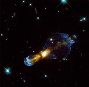 Nebulosa protoplanetaria OH231.8+4.2 - Credits: NASA/ESA