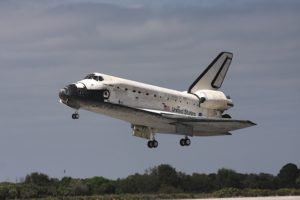 STS 133 Discovery landing il 9 marzo 2011 - Credits: Stephen Clark/Spaceflight Now