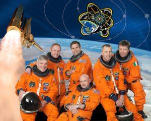 Ecco l'equipaggio della STS 134 - Credits: NASA