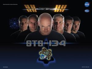 STS 134 - Credits: NASA