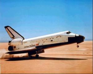 Space Shuttle Columbia - Credits: NASA
