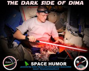 Space Humor - Copyright Riccardo Rossi