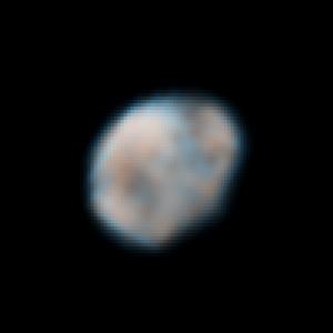 Vesta - Credits: NASA