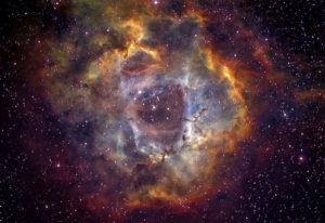 Nebulosa Rosetta - Copyright degli aventi diritto