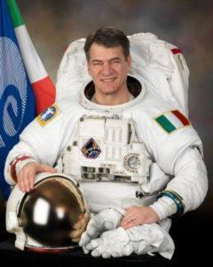 Paolo Nespoli - Credits: NASA