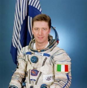 Roberto Vittori - Credits: NASA