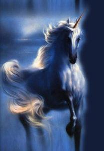 Unicorno - Copyright degli aventi diritto