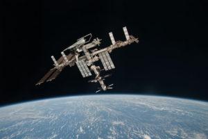 ISS e Shuttle Endeavour in una storica foto - Credits: Paolo Nespoli/NASA