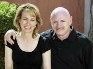 Mark Kelly e Gabrielle Gifford - Copyright degli aventi diritto