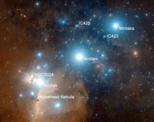 Nebulosa Testa di Cavallo - Credits: NASA