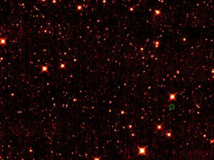Asteroide 2010 TK7 Troiano terrestre - Credits: NASA-JPL Caltech/UCLA