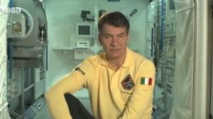 Paolo Nespoli - Credits: ESA