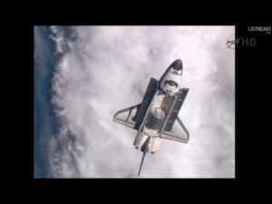 STS 135 ATLANTIS - Credits: NASA tv
