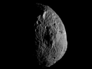 Prima foto ravvicinata di Vesta - Credits: NASA-JPL Caltech-UCLA-MPS-DLR-IDA