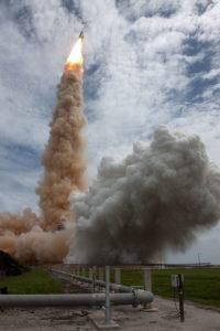 STS 135 Atlantis lift-off - Credits: Stephen Clark-Spaceflight Now