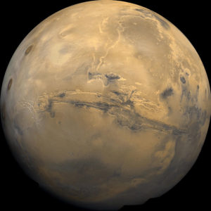 Marte - Credits: NASA