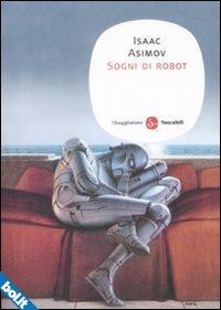 SOGNI DI ROBOT - copertina