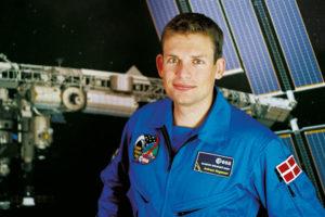 Andreas Mogensen - Credits: ESA