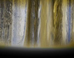 Giove ripreso dalla New Horizons - Credits: NASA, Johns Hopkins U. APL, SWRI