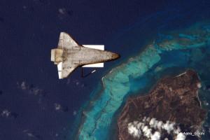 La Terra vista dalla ISS - Credits: Soichi Noguchi/NASA