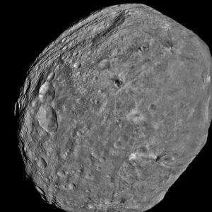 Vesta - Credit NASA-JPL Caltech