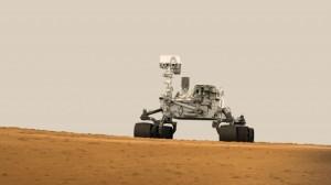 Curiosity MSL 1 - Credits: NASA