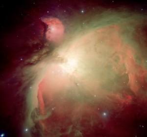 Nebulosa di Orione (M 42)