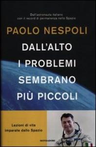 Copertina del libro di Paolo Nespoli