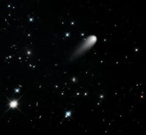 Cometa ISON - Credits NASA, ESA, Team Hubble (STScI - AURA)