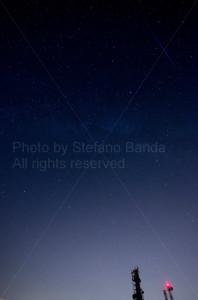 Perseidi 2013 - Credits Stefano Banda