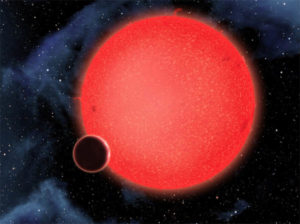 nane rosse:difficilmente potrebbero permettere lo sviluppo della vita