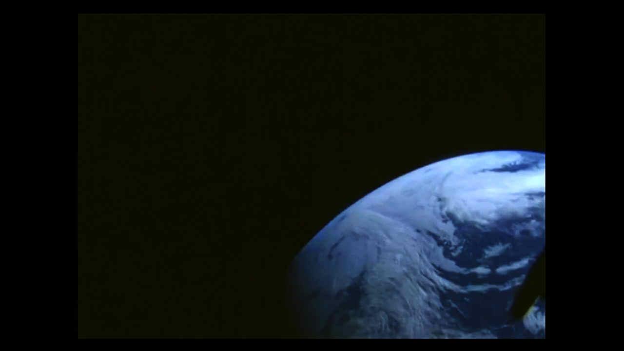 La Terra vista dalla Orion durante il test del 5 dicembre 2014 - credit: NASA