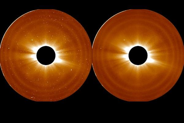 Stereo osserva una maggiore estensione della corona solare - Credits:  NASA/STEREO