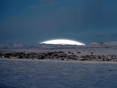 Gli anelli visti dall'Alaska -  Copyright degli aventi diritto