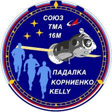 La patch ufficiale della missione Soyuz TMA-16M