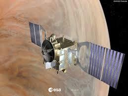 Rappresentazione artistica della Venus Express